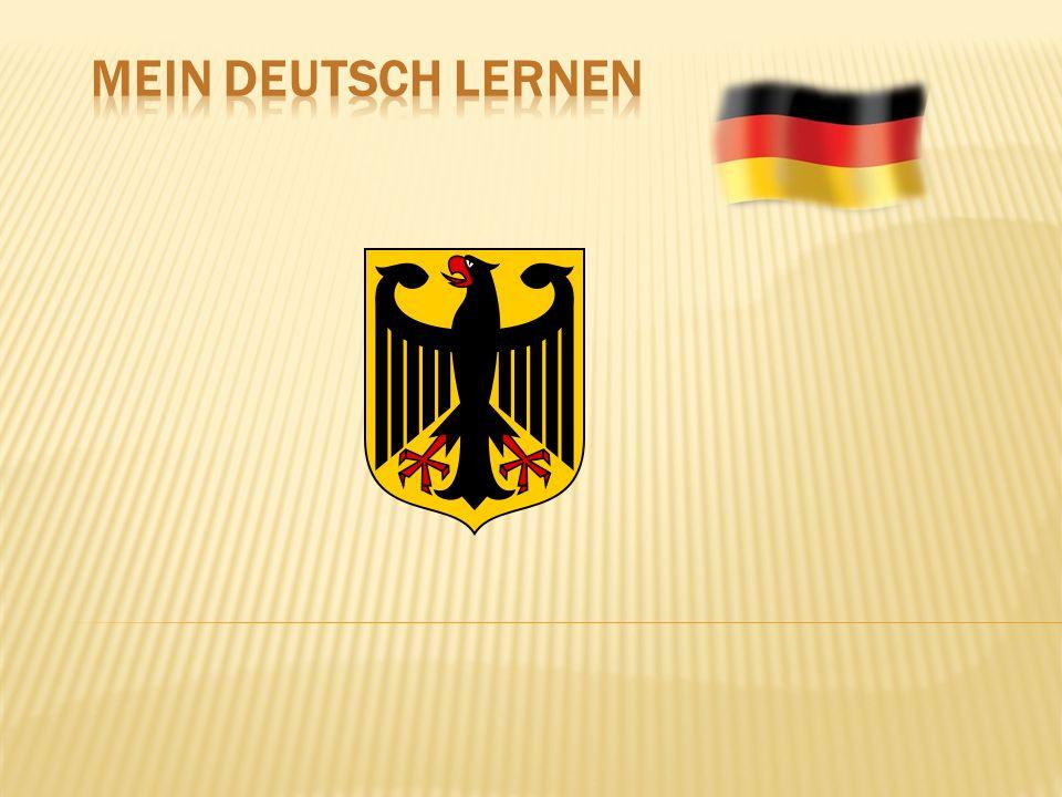 Mein Deutsch Lernen