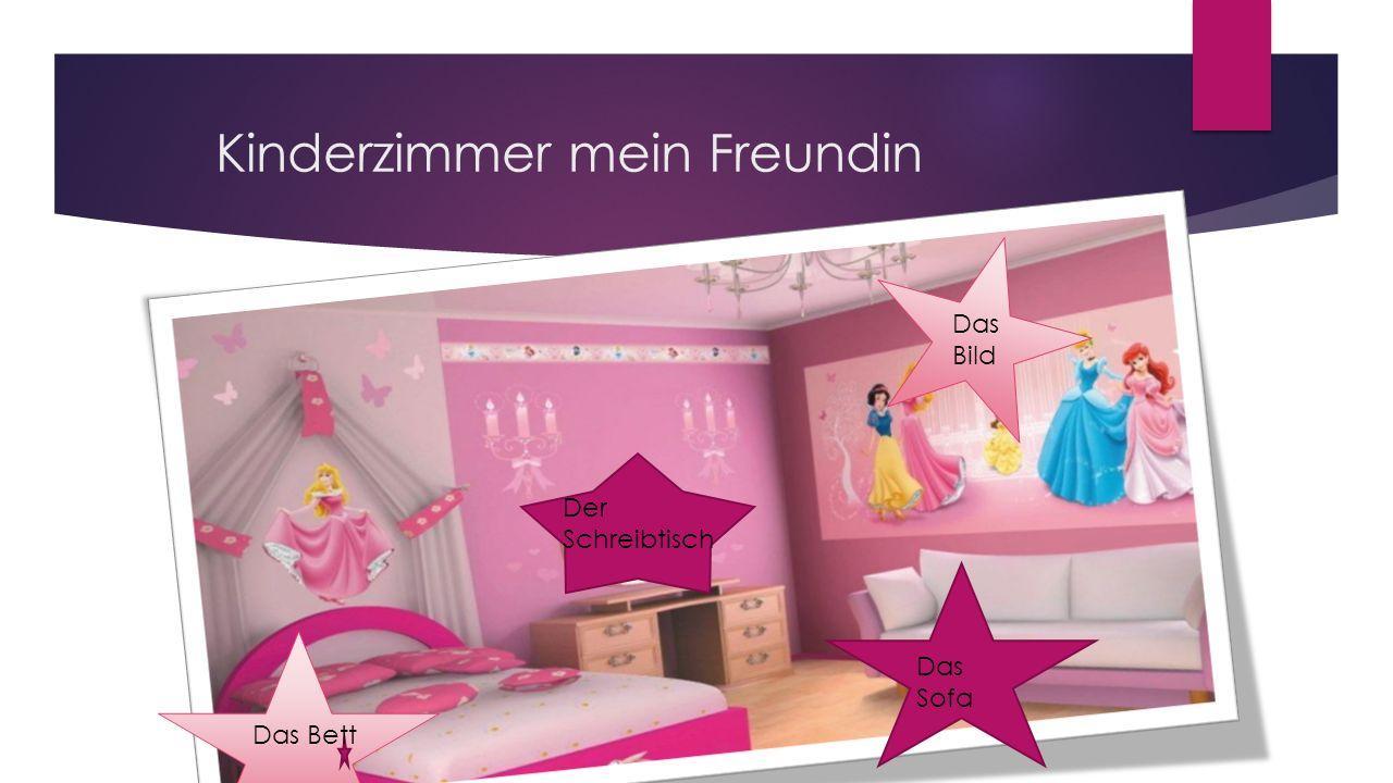 Kinderzimmer mein Freundin