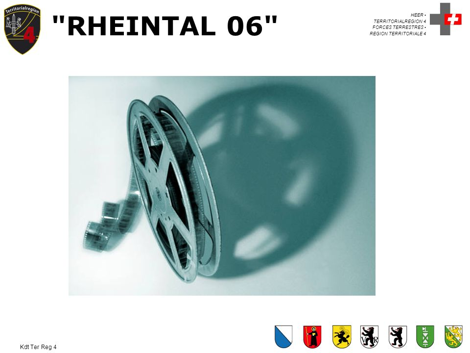 Kdt Ter Reg 4 RHEINTAL 06