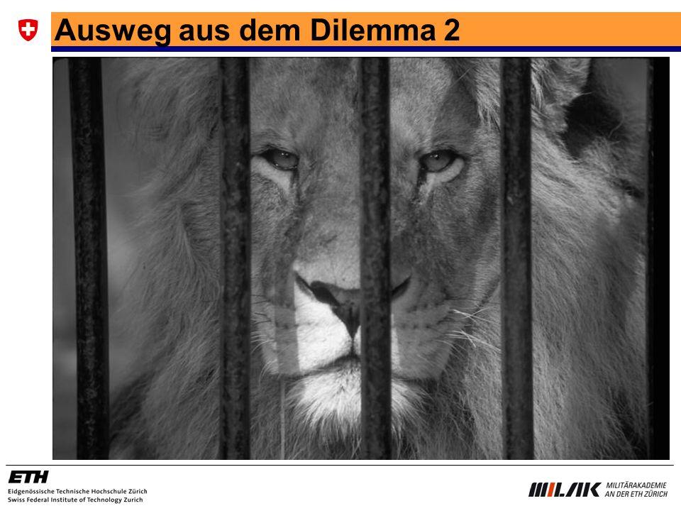 Ausweg aus dem Dilemma 2 33