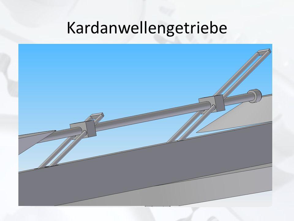 Kardanwellengetriebe