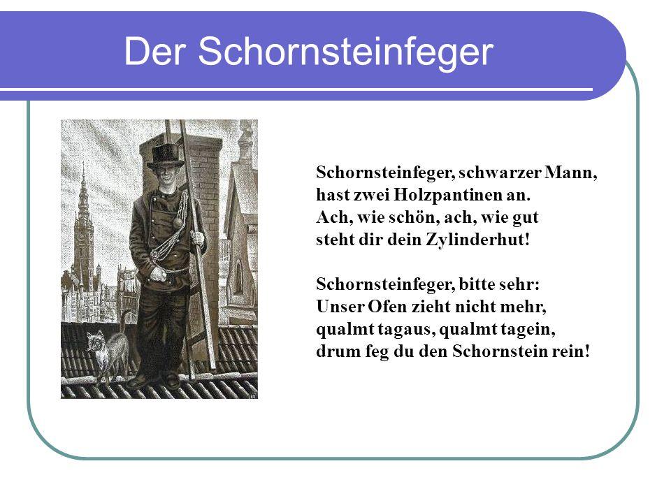 Der Schornsteinfeger