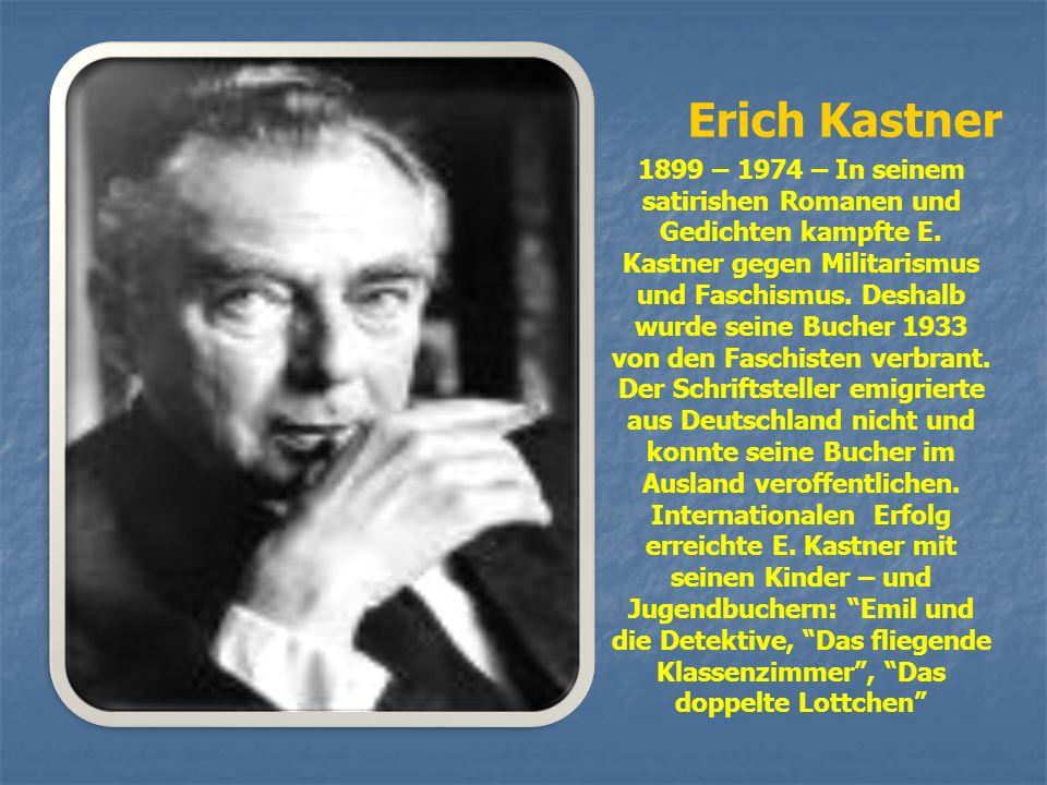 Erich Kastner