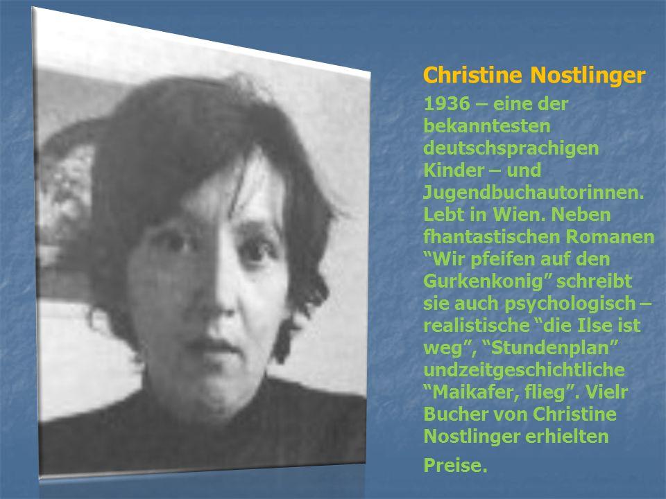 Christine Nostlinger