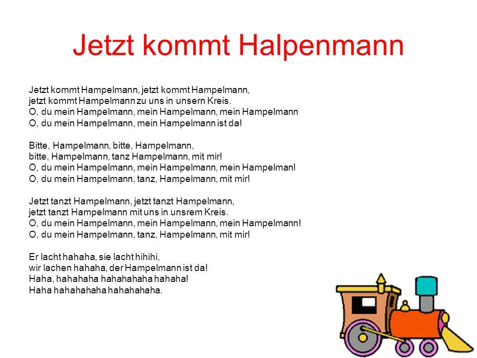 Jetzt kommt Halpenmann