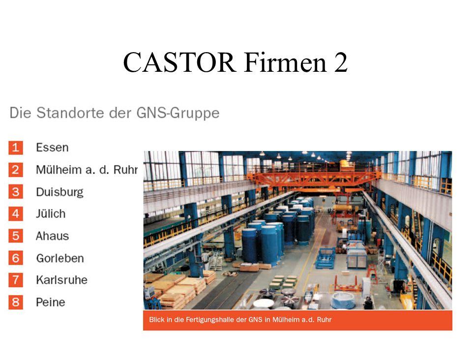 CASTOR Firmen 2