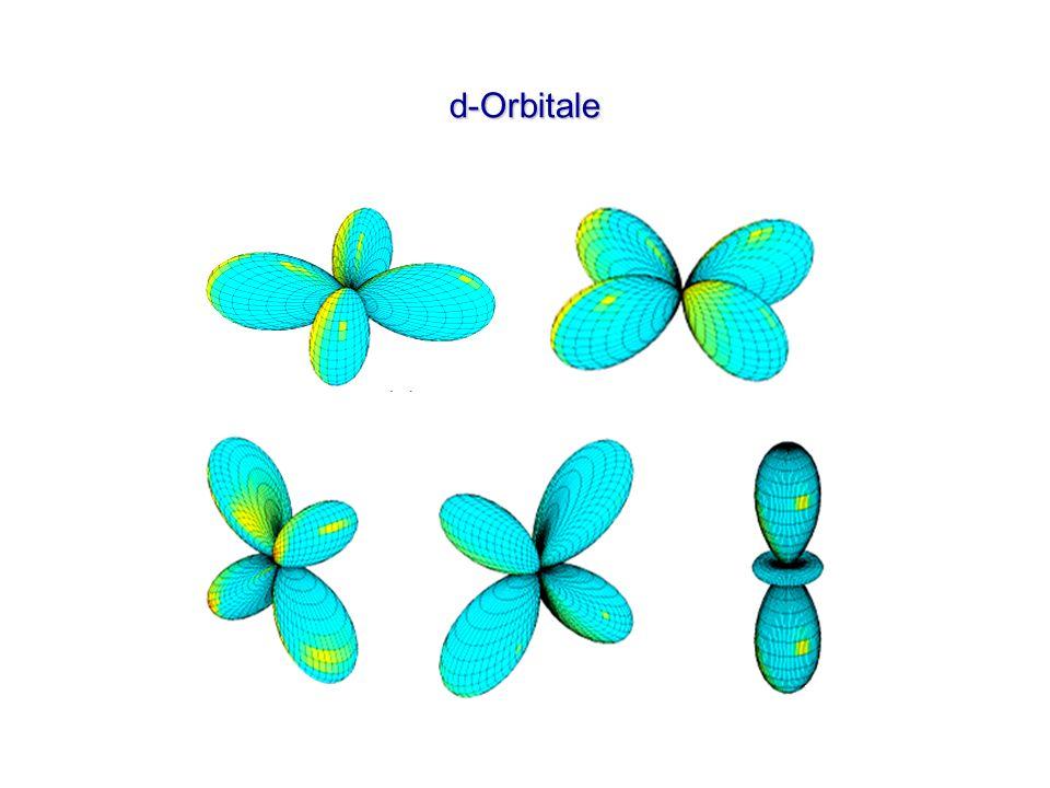d-Orbitale
