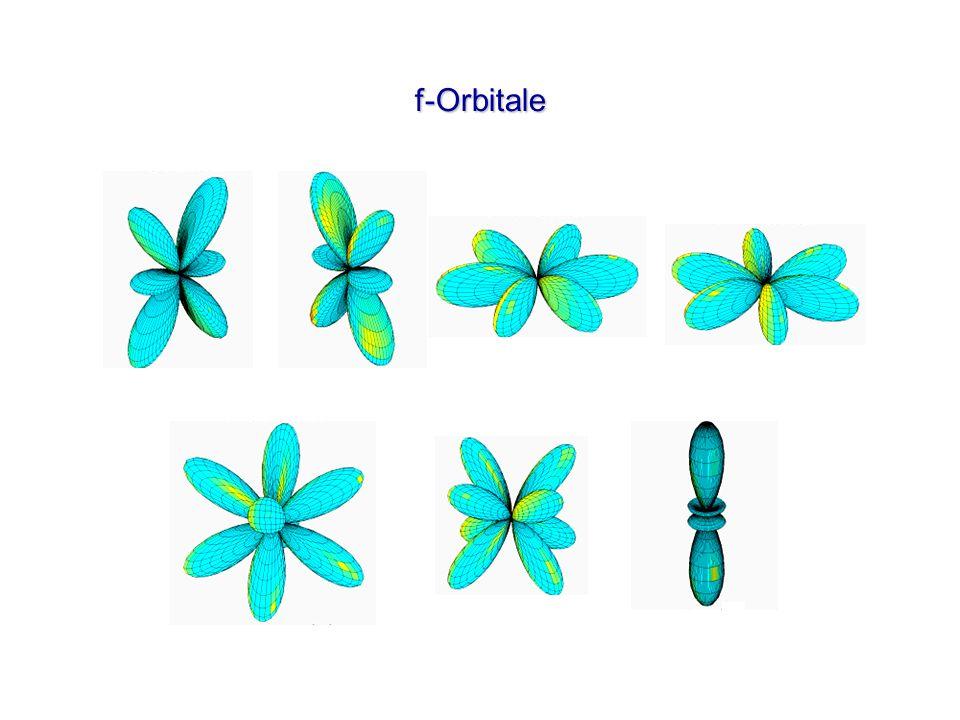 f-Orbitale