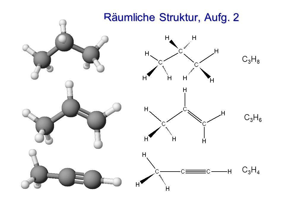 Räumliche Struktur, Aufg. 2