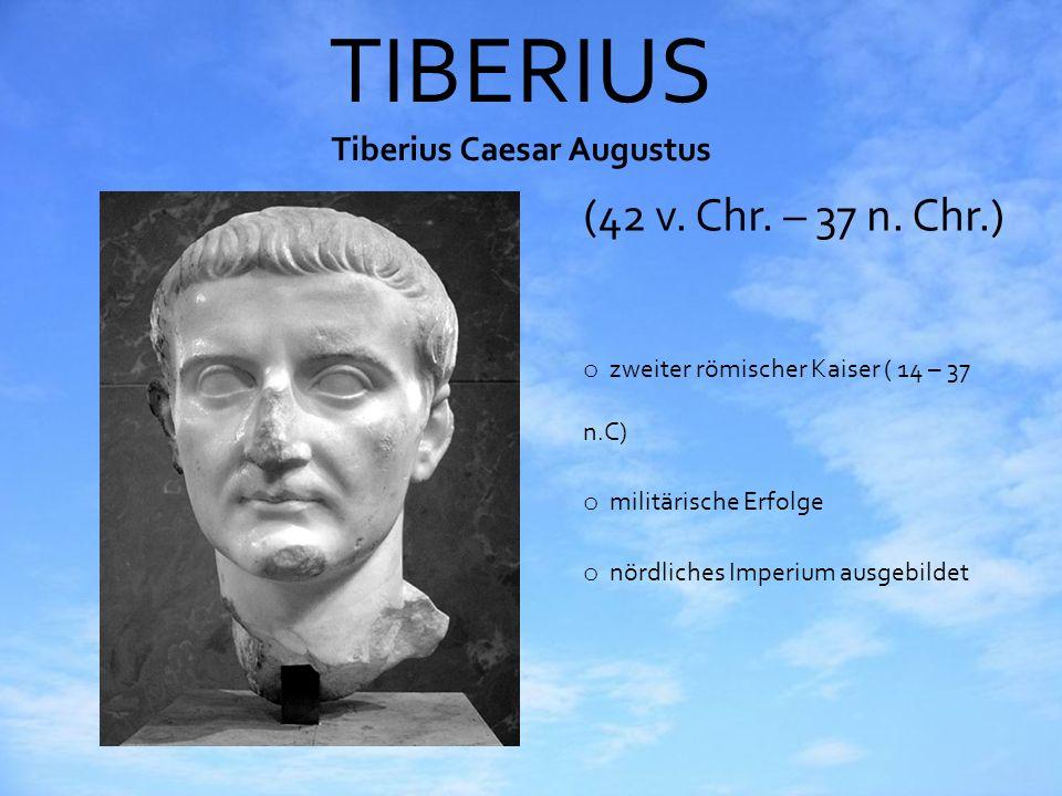 TIBERIUS Tiberius Caesar Augustus