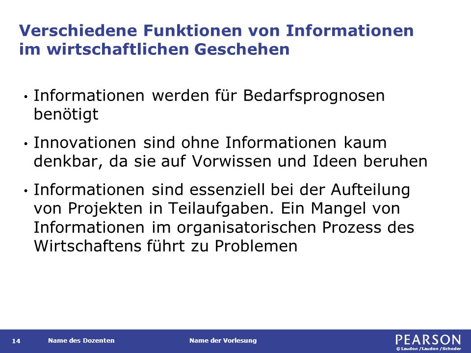 Informationsmanagement (IM)