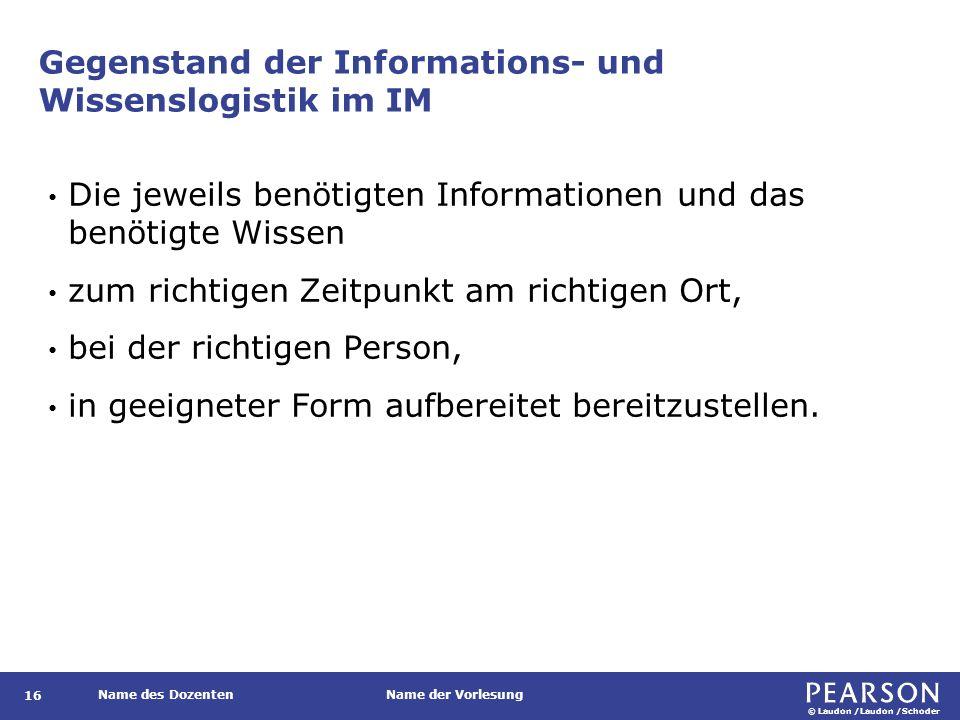 Zur Bedeutung nichttechnischer Faktoren – Erkenntnisse der Information Orientation