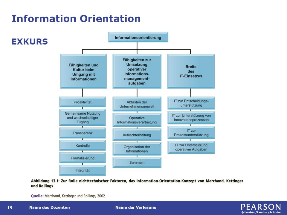 Information Behaviors and Values Capability