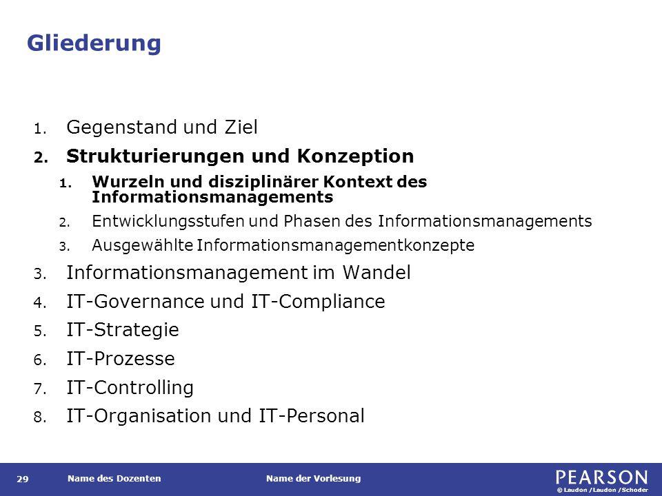 Wurzeln und disziplinärer Kontext des Informationsmanagements