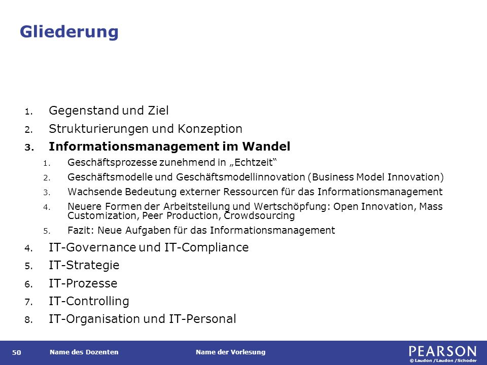 Informationsmanagement im Wandel