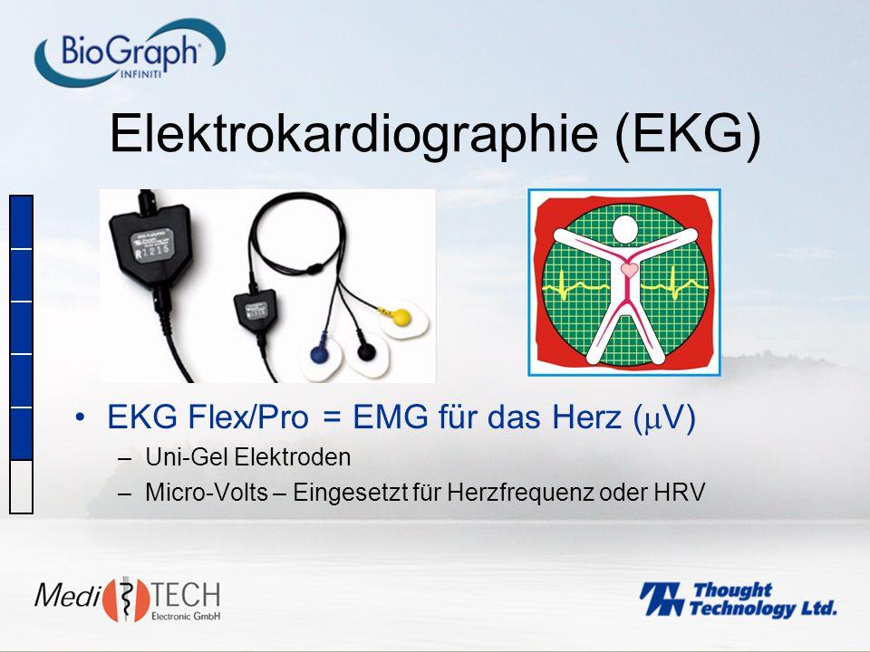 Elektrokardiographie (EKG)