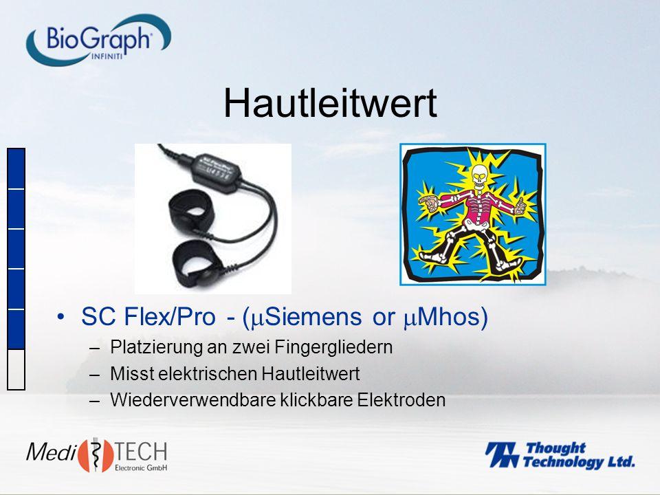 Hautleitwert SC Flex/Pro - (Siemens or Mhos)