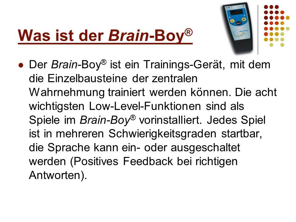Was ist der Brain-Boy®