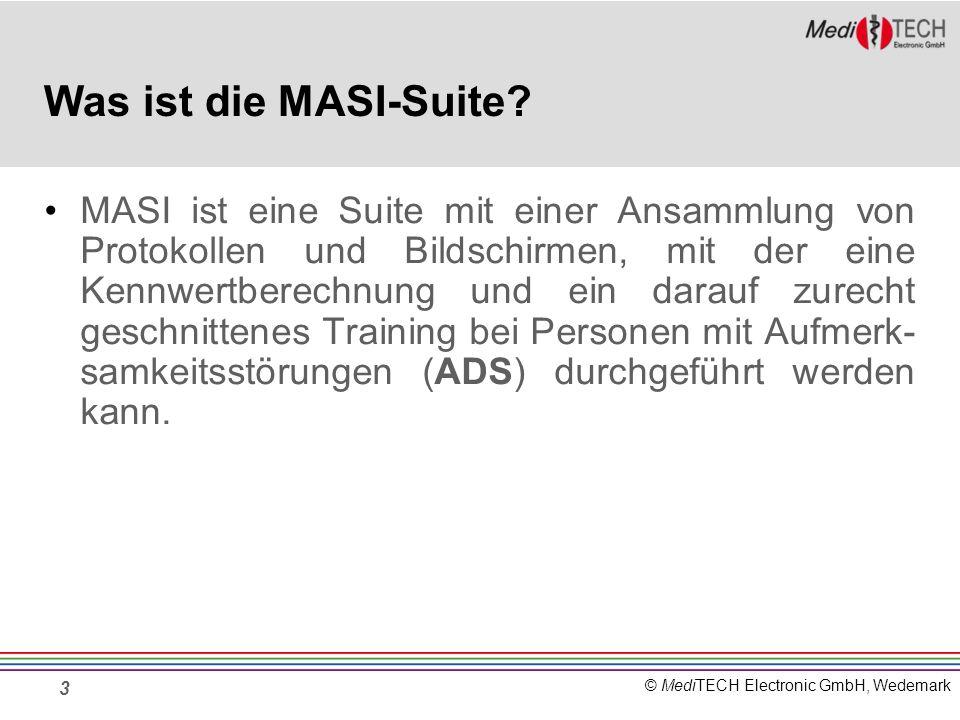 Was ist die MASI-Suite