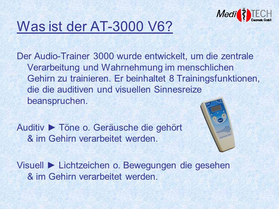 Was ist der AT-3000 V6