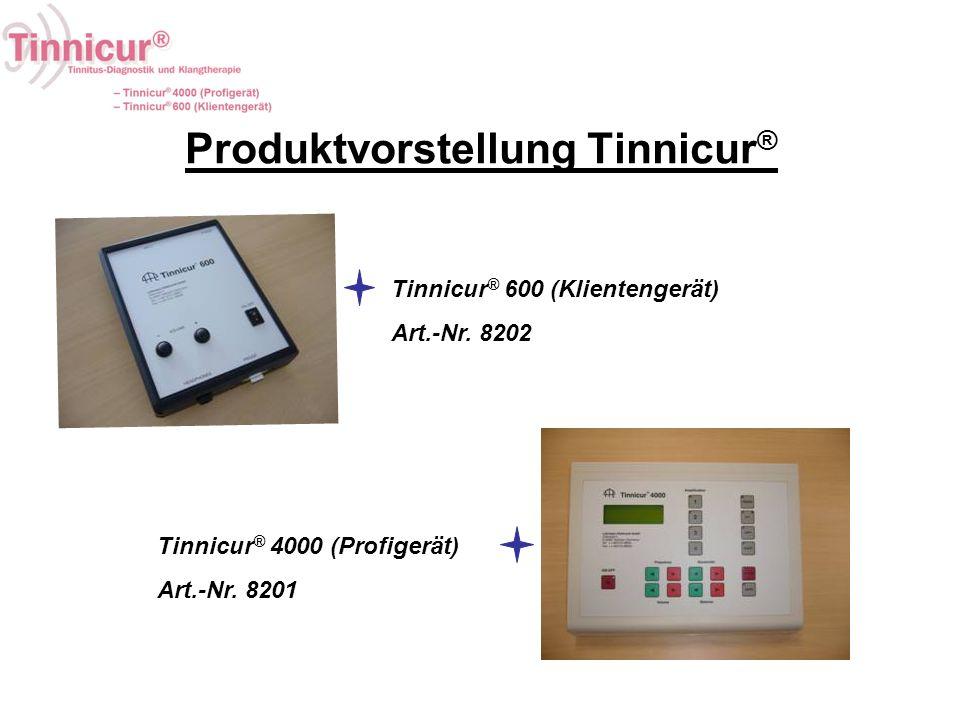 Produktvorstellung Tinnicur®