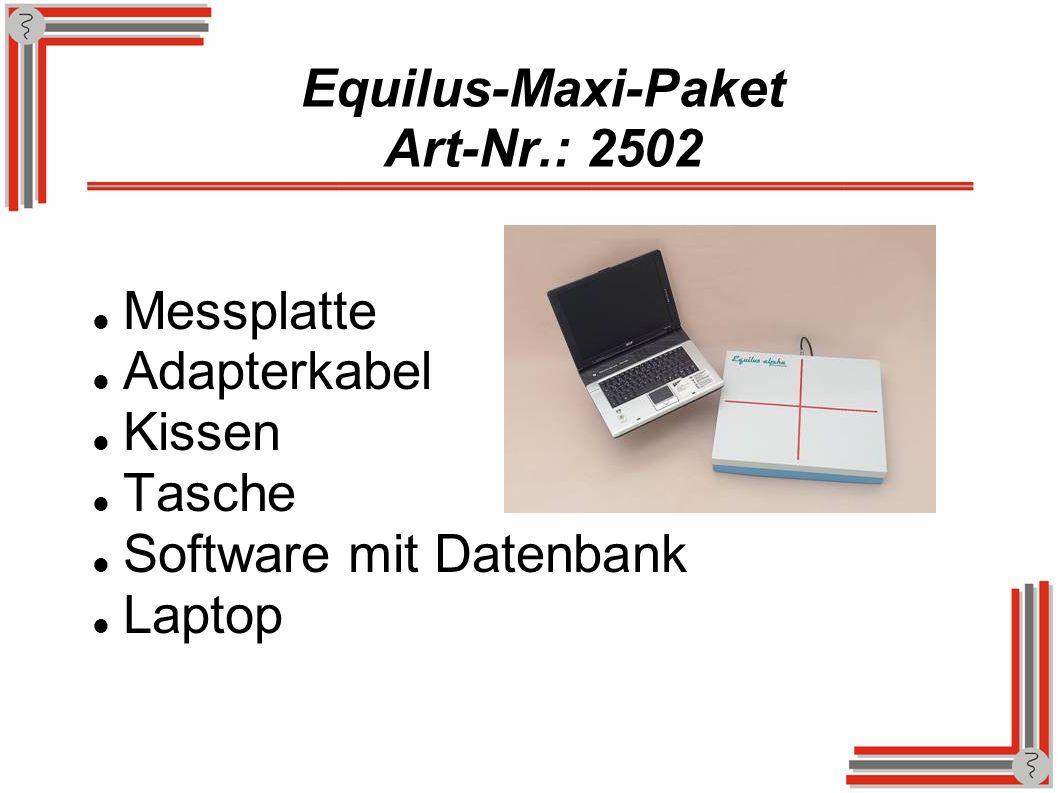 Equilus-Maxi-Paket Art-Nr.: 2502