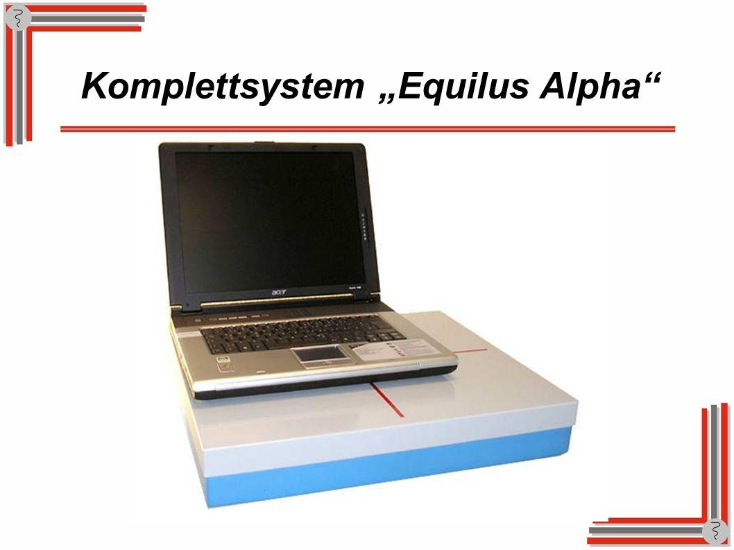 """Komplettsystem """"Equilus Alpha"""