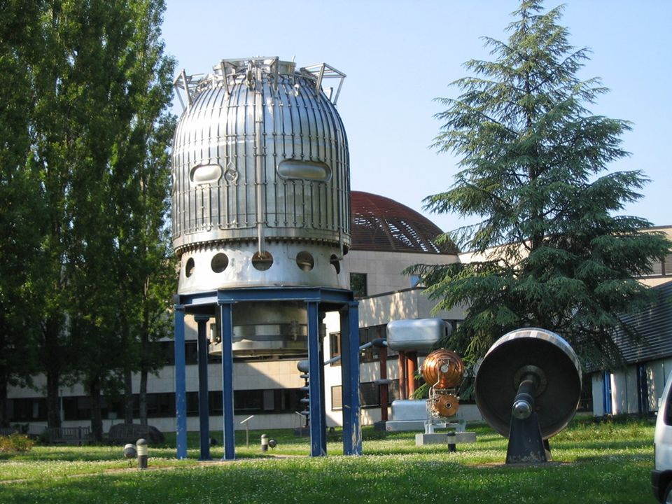BEBC (Big European Bubble Chamber)