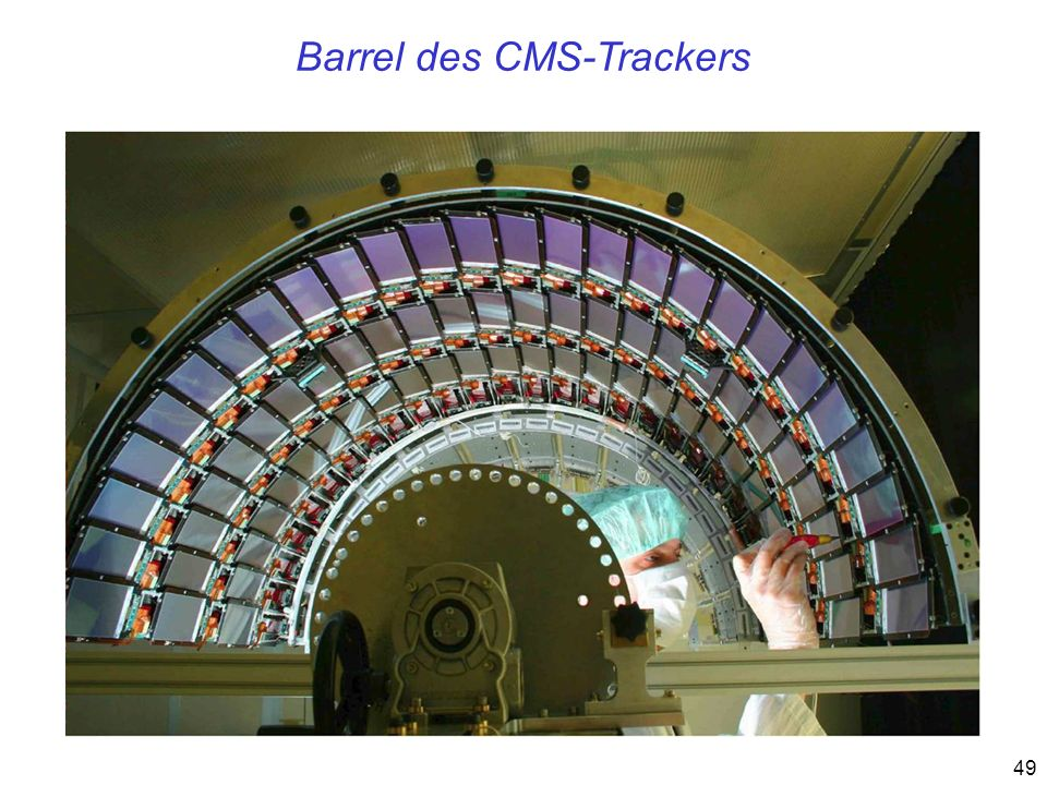 Barrel des CMS-Trackers