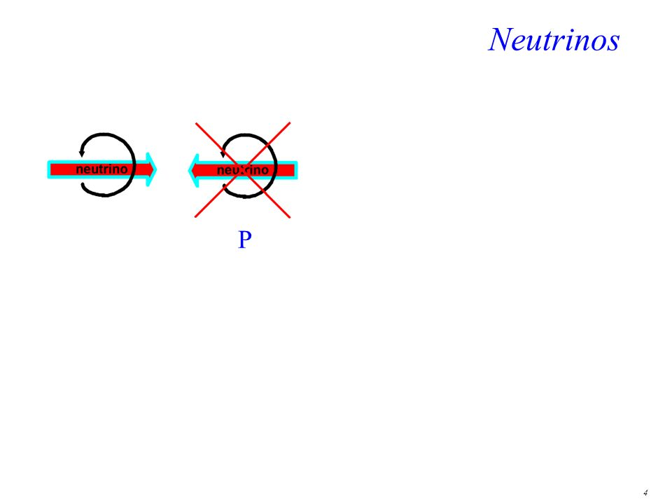 Neutrinos P 4