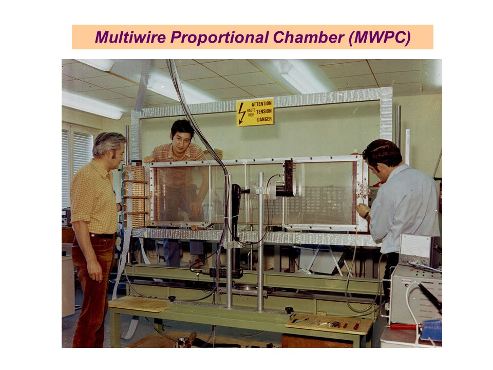 Multiwire Proportional Chamber (MWPC)