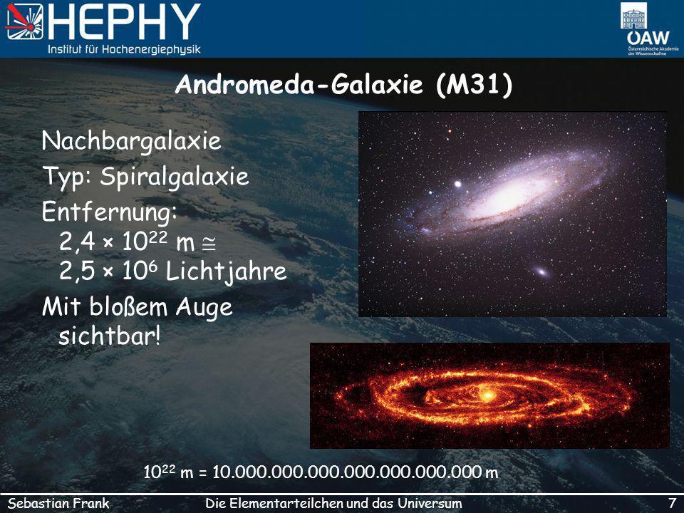 Andromeda-Galaxie (M31)