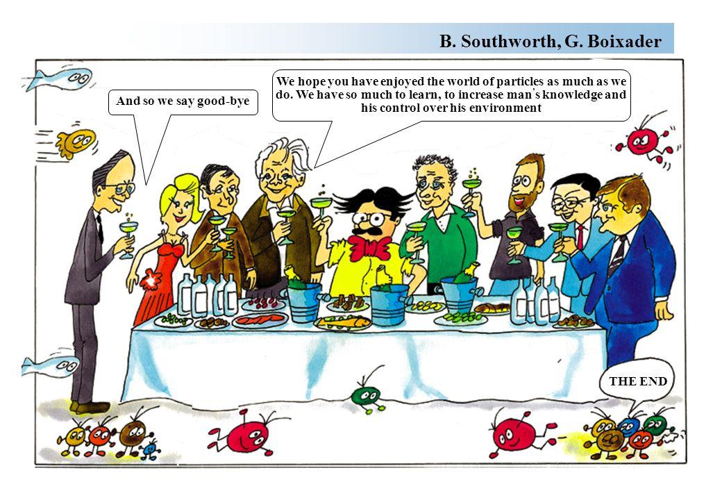 B. Southworth, G. Boixader