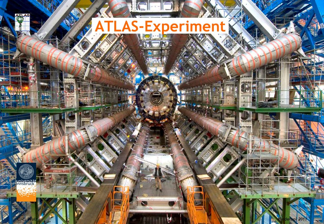 ATLAS-Experiment C.-E. Wulz