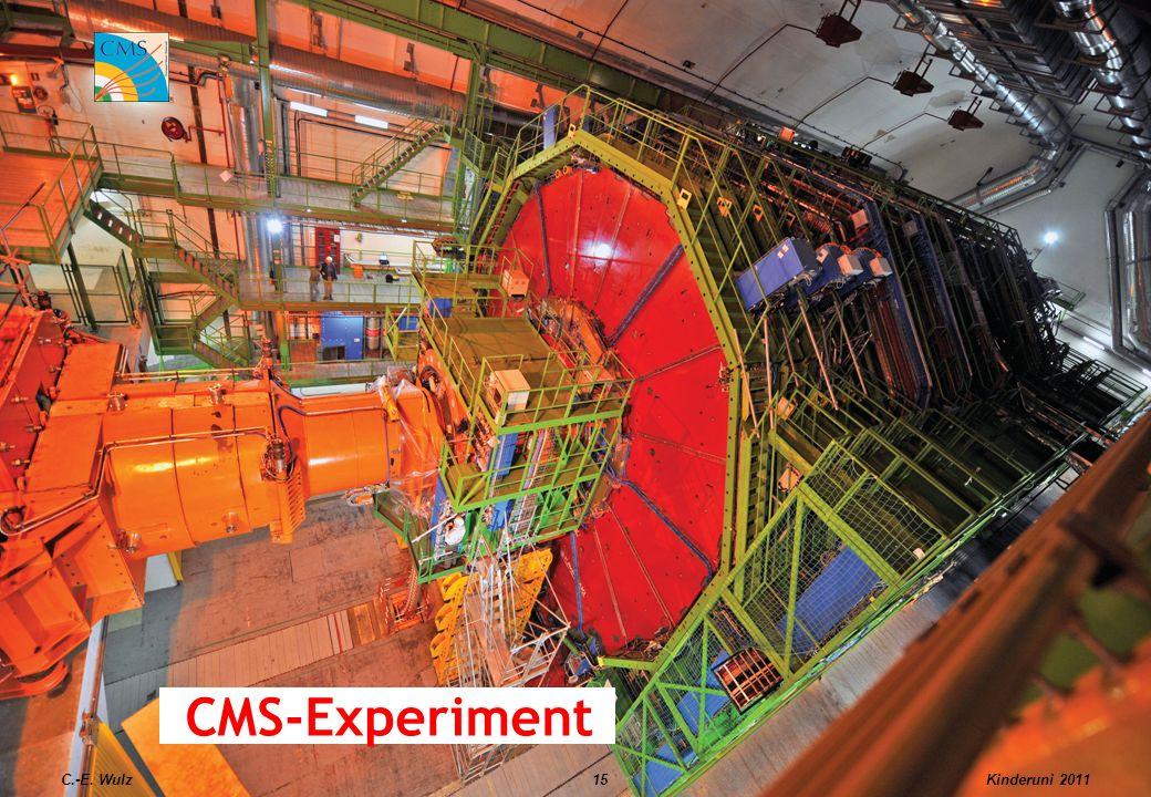 CMS-Experiment C.-E. Wulz Kinderuni 2011