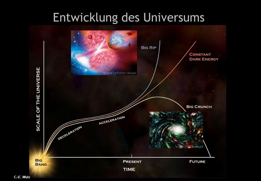 Entwicklung des Universums