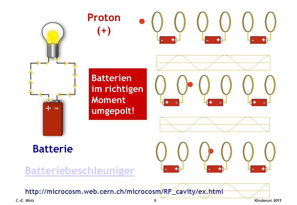 Batteriebeschleuniger