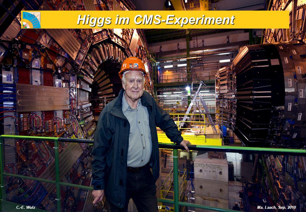 Higgs im CMS-Experiment