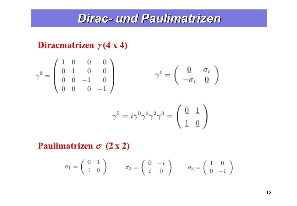 Gruppenstruktur des Standardmodells