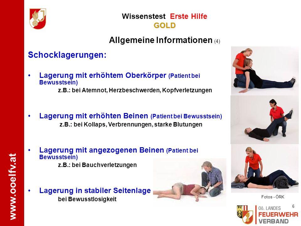Allgemeine Informationen (4)