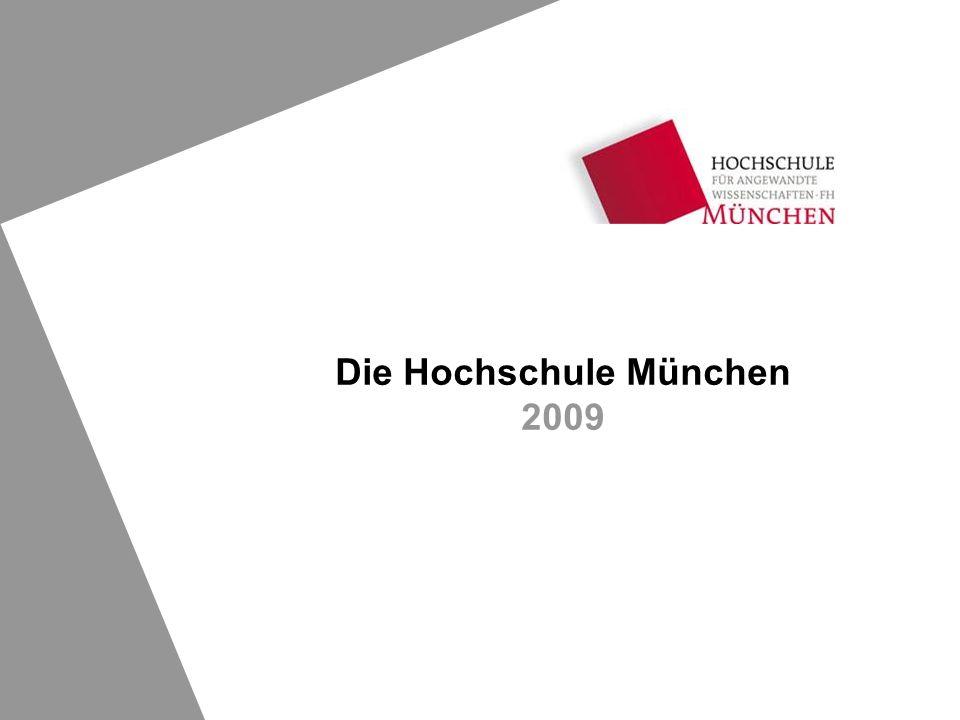 Die Hochschule München 2009
