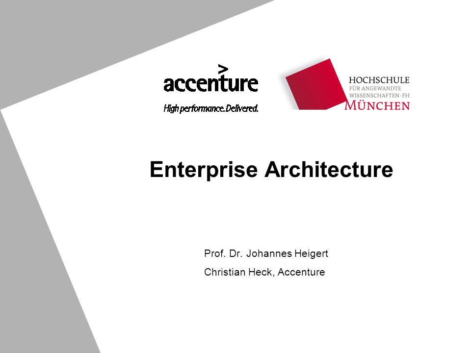 Prof. Dr. Johannes Heigert Christian Heck, Accenture