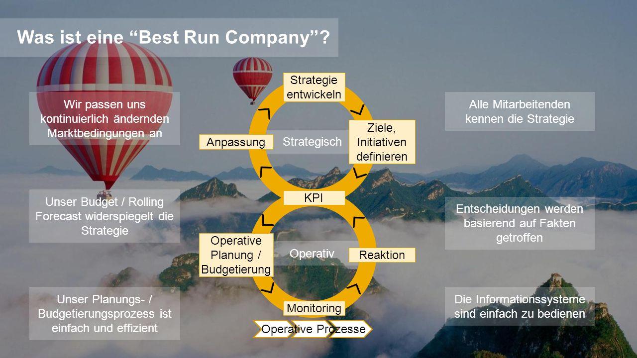 Was ist eine Best Run Company