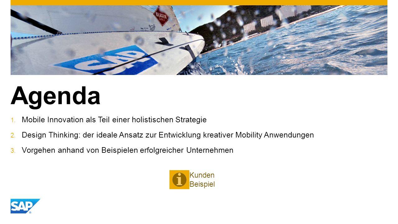 Agenda Mobile Innovation als Teil einer holistischen Strategie