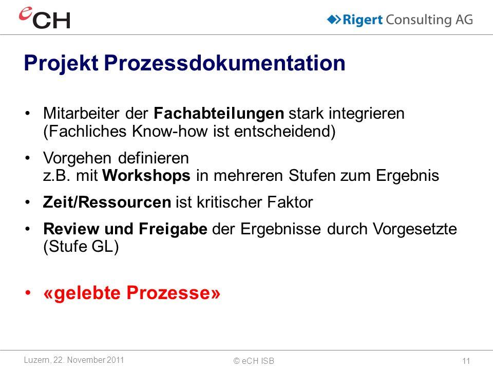 Projekt Prozessdokumentation