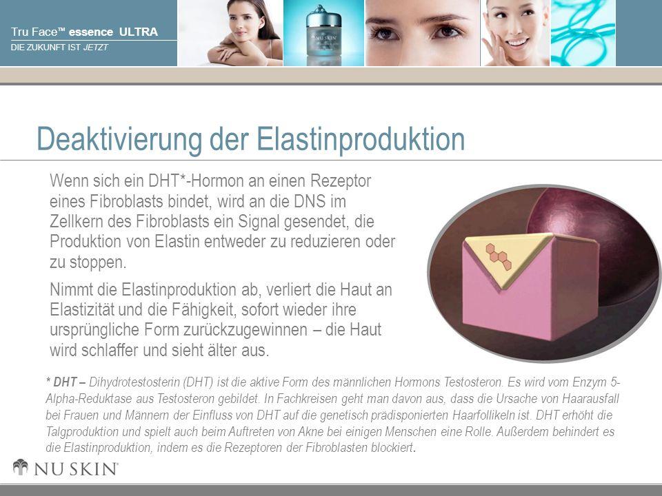 Deaktivierung der Elastinproduktion