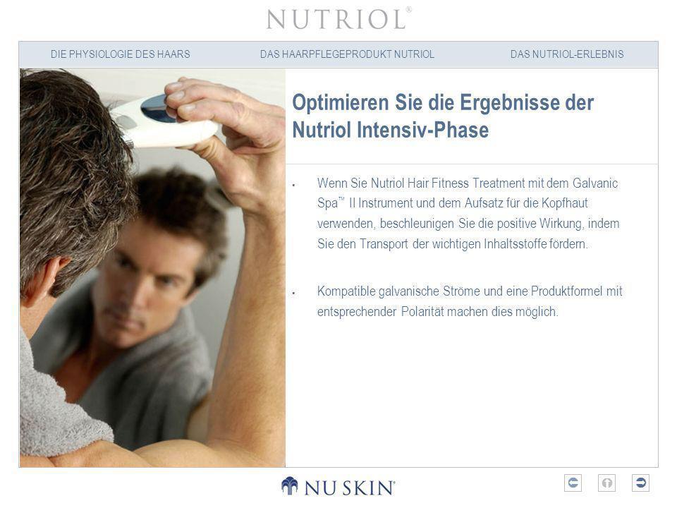 Optimieren Sie die Ergebnisse der Nutriol Intensiv-Phase