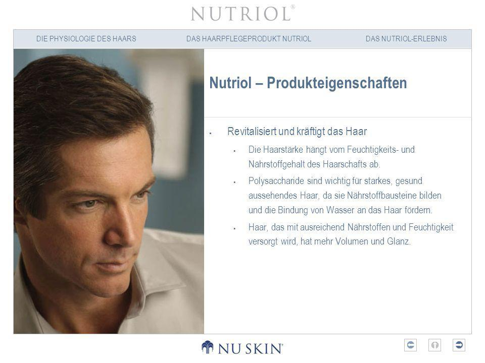 Nutriol – Produkteigenschaften
