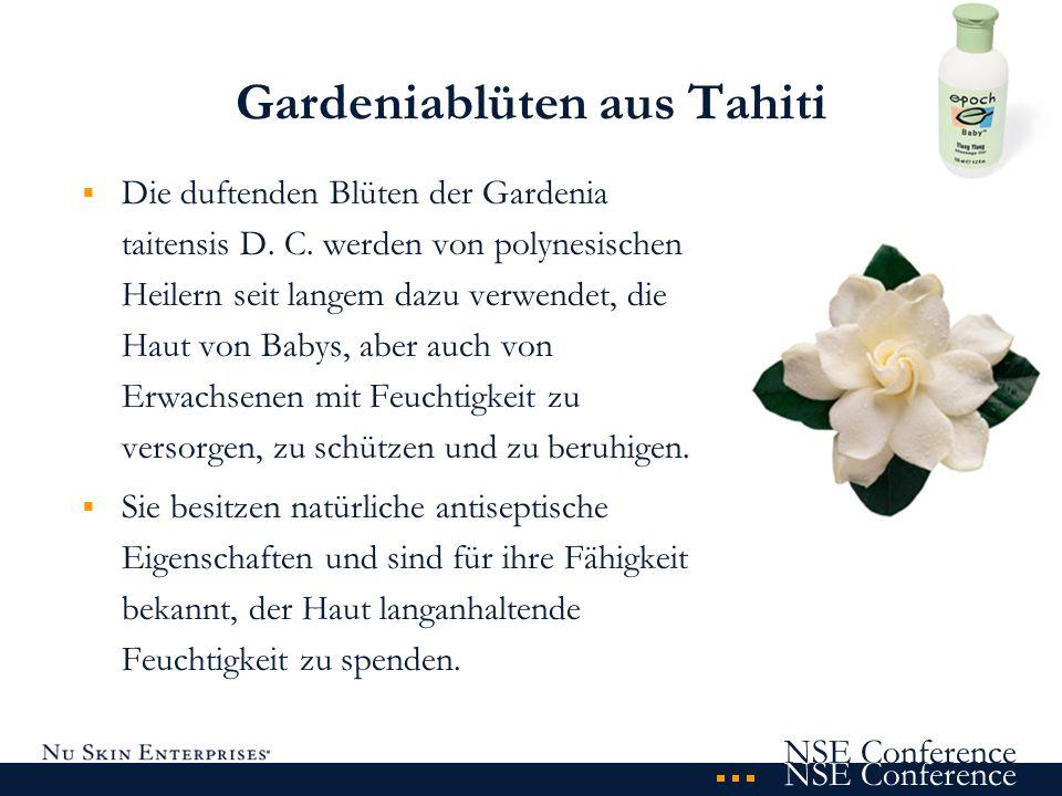 Gardeniablüten aus Tahiti