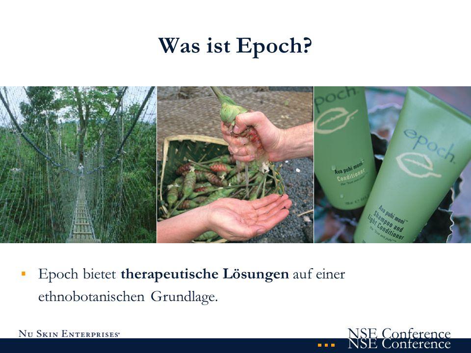 Was ist Epoch Epoch bietet therapeutische Lösungen auf einer ethnobotanischen Grundlage.